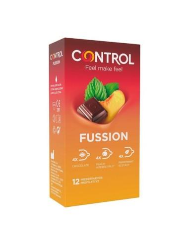 Flavored Condoms Fussion Control 12...