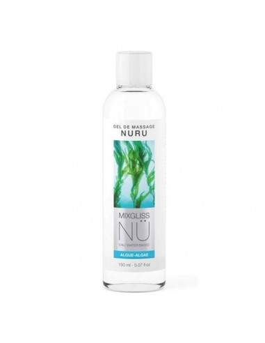 Massage Gel and Lubricant Nuru MixGliss