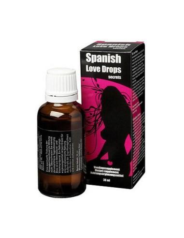 Stimulierende Tropfen Spanish Drops...