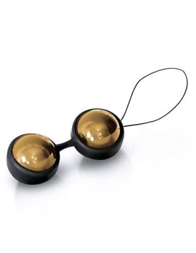 Vaginalkugeln Beads Gold Lelo