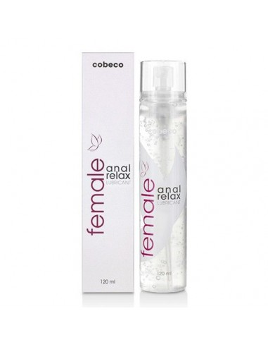 Anal Lubricant Anal Relax Female Cobeco