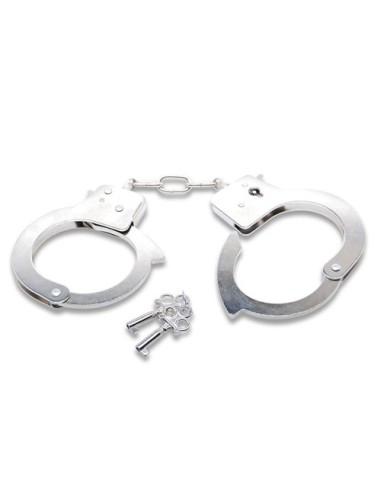 Metal Handcuffs Official Cuffs Fetish...