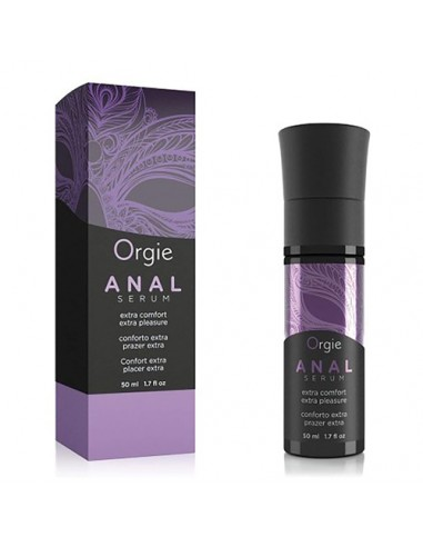 Lubricante Anal Anal Serum Orgie