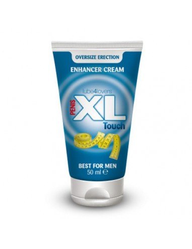 Crema Penis XL Touch Lube4lovers