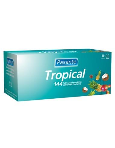 Préservatifs Tropical Pasante 144 Unité