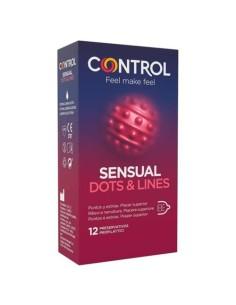 Condoms Sensual Dots &...