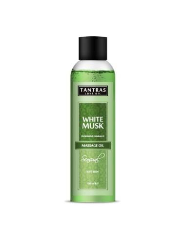 Tantras Love Oil White Musk Massage...