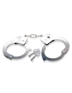 Metal Handcuffs Fetish...