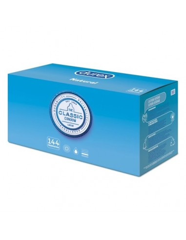 Condoms Natural Durex 144 Units