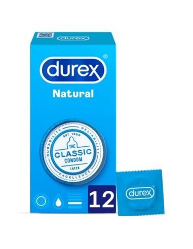 Preservativi Natural Durex 12 Unità