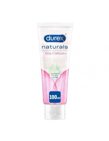 Lubricante Ultra Delicate Naturals Durex