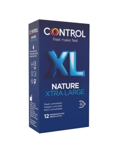 Condoms Adapta Nature Xtra Large...