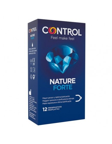 Condoms Nature Forte Control 12 Units