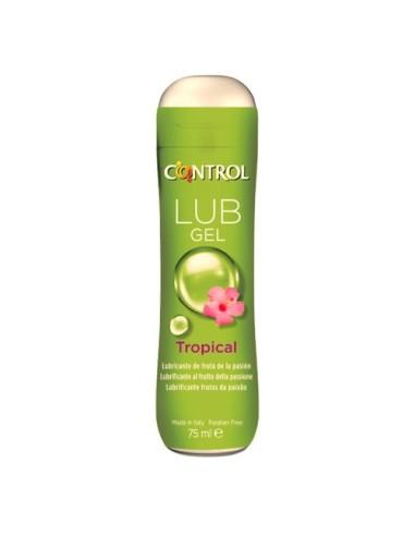 Lubricant Lub Gel Tropical Control 75 ml