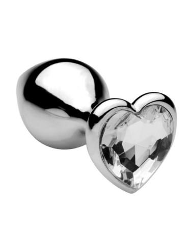 Plug anal Heart Jewel Plug Medium...
