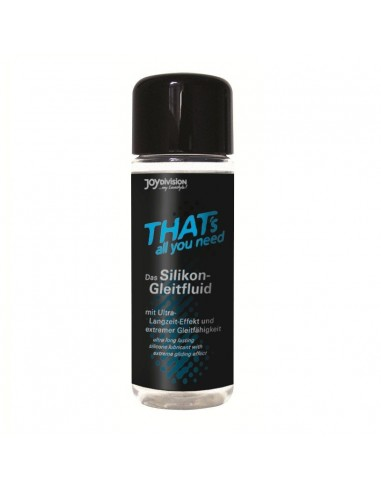 Silicone Lubricant That's all you need