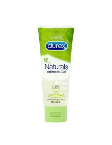 Natural Gel Lubricant Durex Intimate