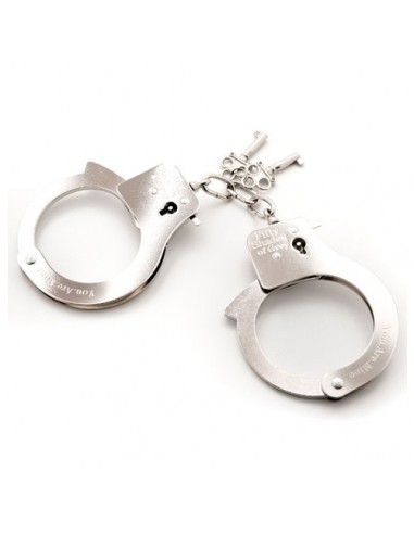 Metal Handcuffs Fifty Shades Of Grey