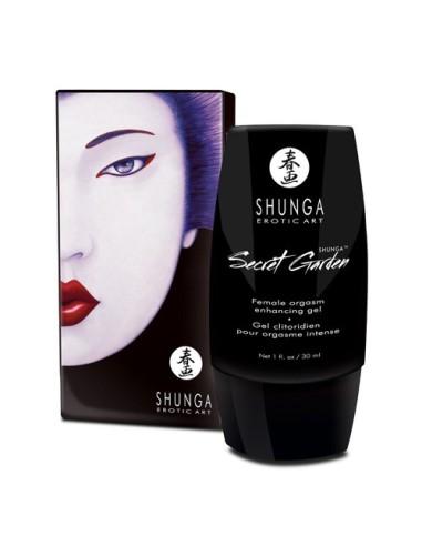 Stimulating Cream Secret Garden Shunga