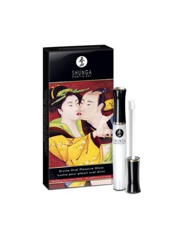 Lip Gloss For Oral Pleasure Shunga