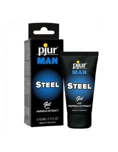 Massage Gel Pjur Man Steel