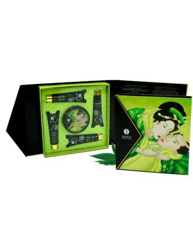 Kit Secreto De Té Verde Exótico...