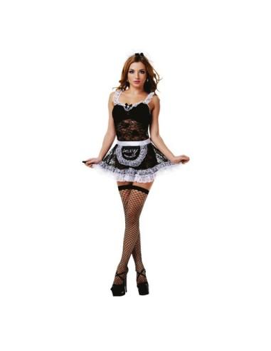 Sexy maid Costume 02794 Le Frivole