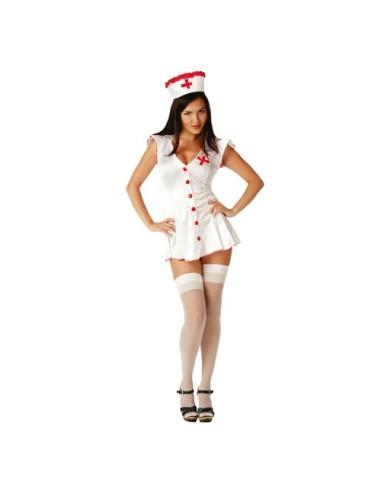 Sexy Nurse Costume 02203 Le Frivole